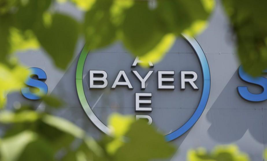 «Les dirigeants de Bayer ont récemment rencontré les... (PHOTO JOHN MACDOUGALL, AFP)