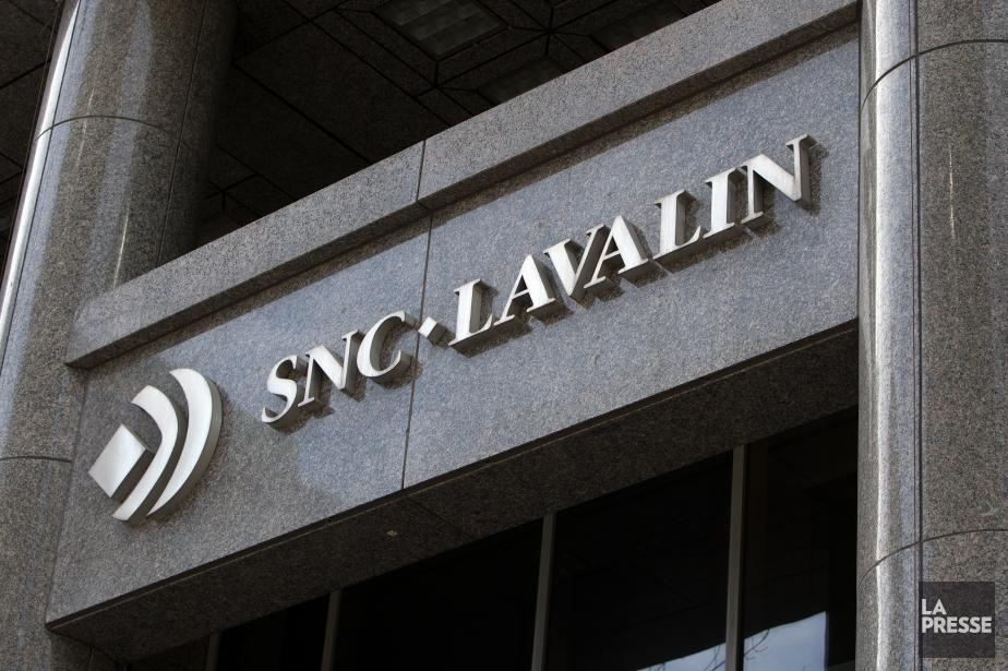 La part de SNC-Lavalin dans les deux contrats... (Photo Robert Skinner, archives La Presse)