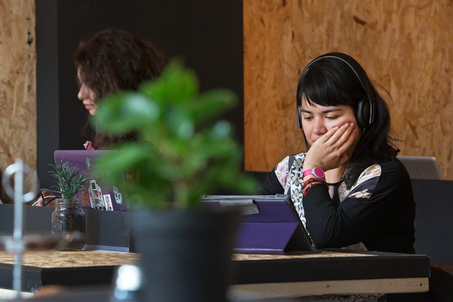 Il faut s'assurer que les travailleurs indépendants puissent... (PHOTO ROBERT SKINNER, archives LA PRESSE)
