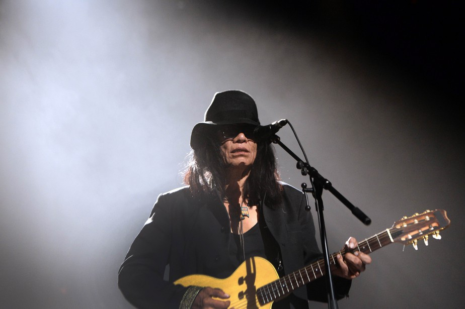 Sixto Rodriguez... (Photo Pierre Andrieu, archives AFP)