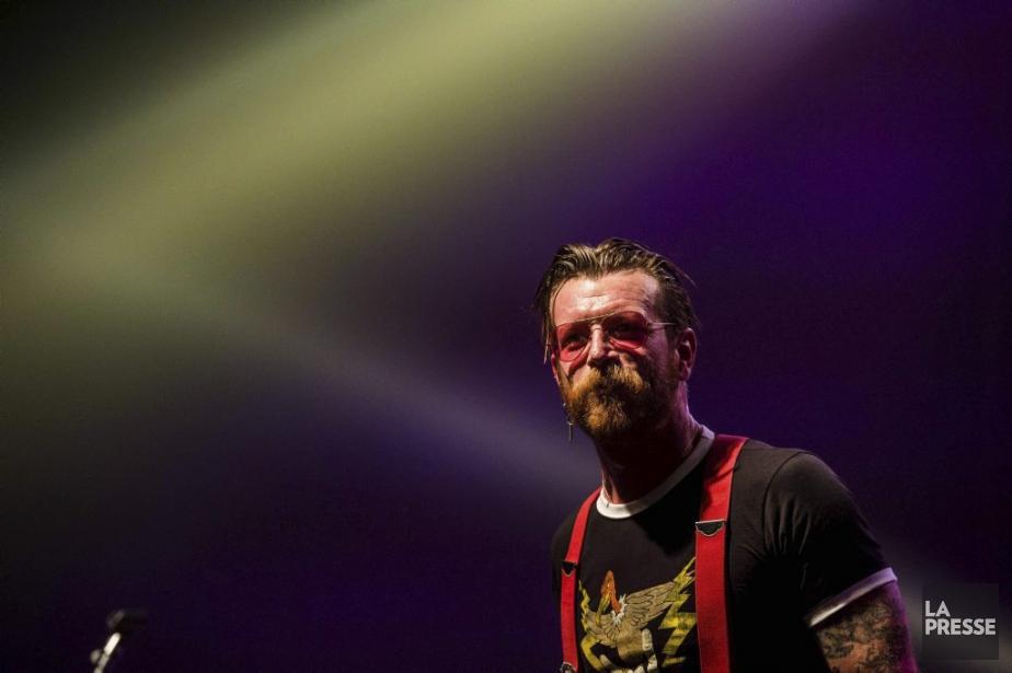 Jesse Hughes a déclaré qu'il avait vu quelques... (PHOTO JONAS ROOSENS, AFP)