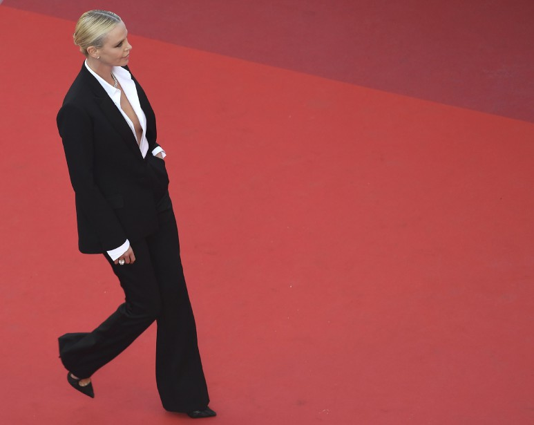 Charlize Theron (AFP, ANNE-CHRISTINE POUJOULAT)