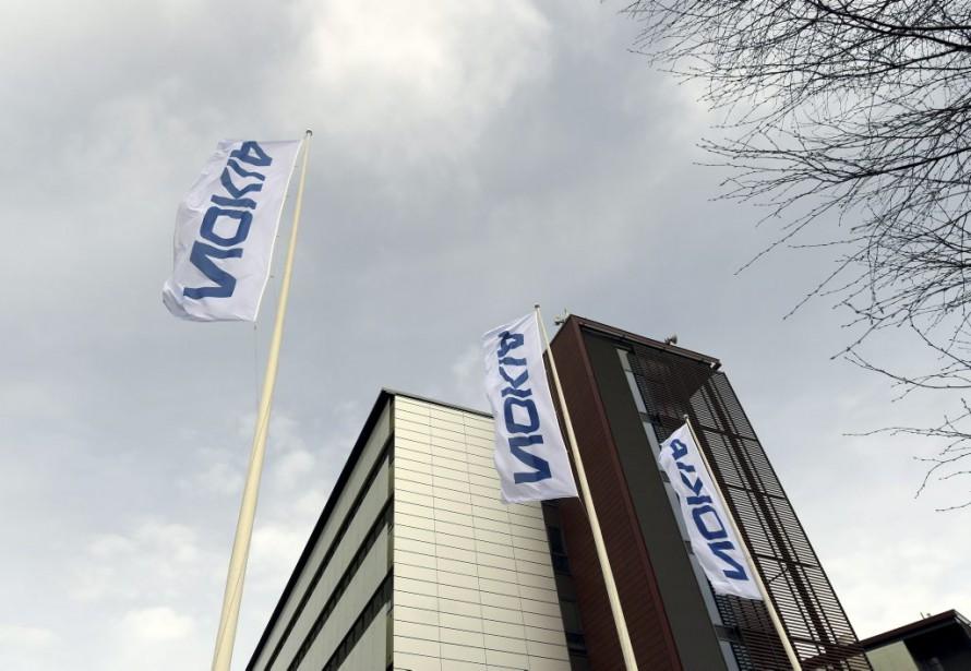 Nokiaprévoyait initialement de supprimer quelque 1300emplois, soit 20%... (PHOTO ANTTI AIMO-KOIVISTO, ARCHIVES AFP)
