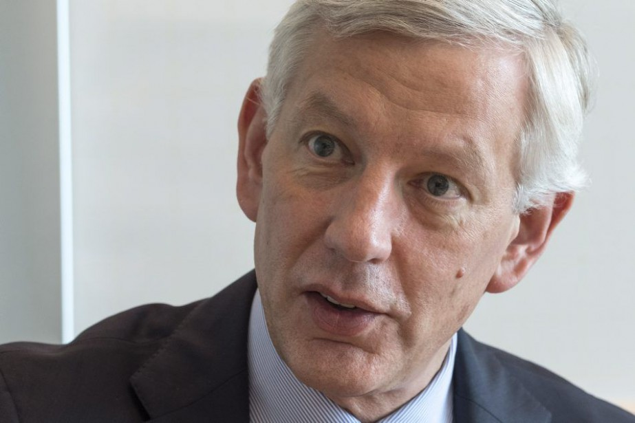 Dominic Barton, directeur général mondial chez McKinsey &... (Photo Paul Chiasson, PC)