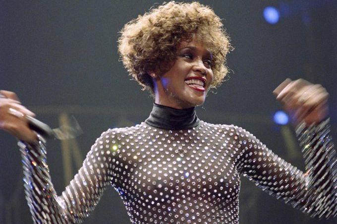 Outre Whitney Houston, des projets sont en cours... (PHOTO BERTRAND GUAY, ARCHIVES AFP)