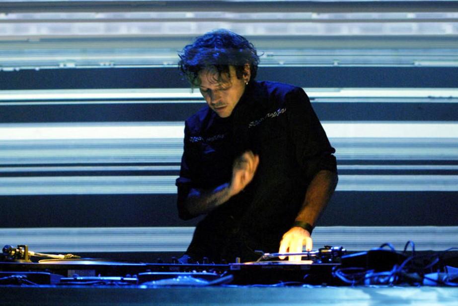 eRikm est un habitué duFestival international de musique... (PhotoKarel Sust, fournie par le FIMAV)