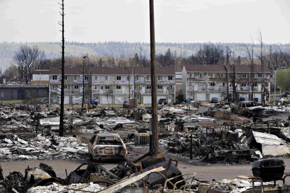 Sur cette photo datée du 13 mai, on... (PHOTO JASON FRANSON, ARCHIVES REUTERS)