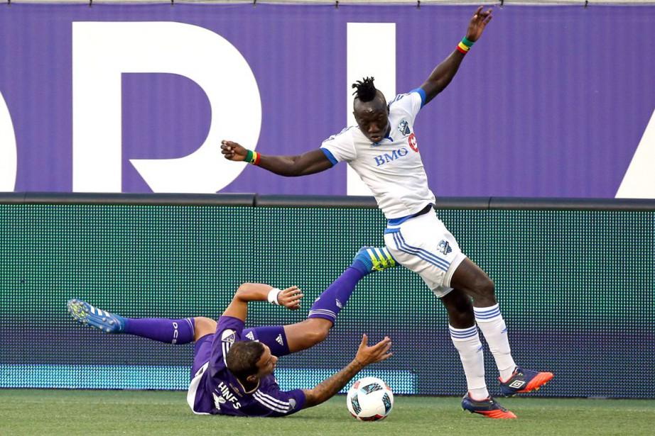 En l'absence de Didier Drogba, blessé à la... (Photo AP)
