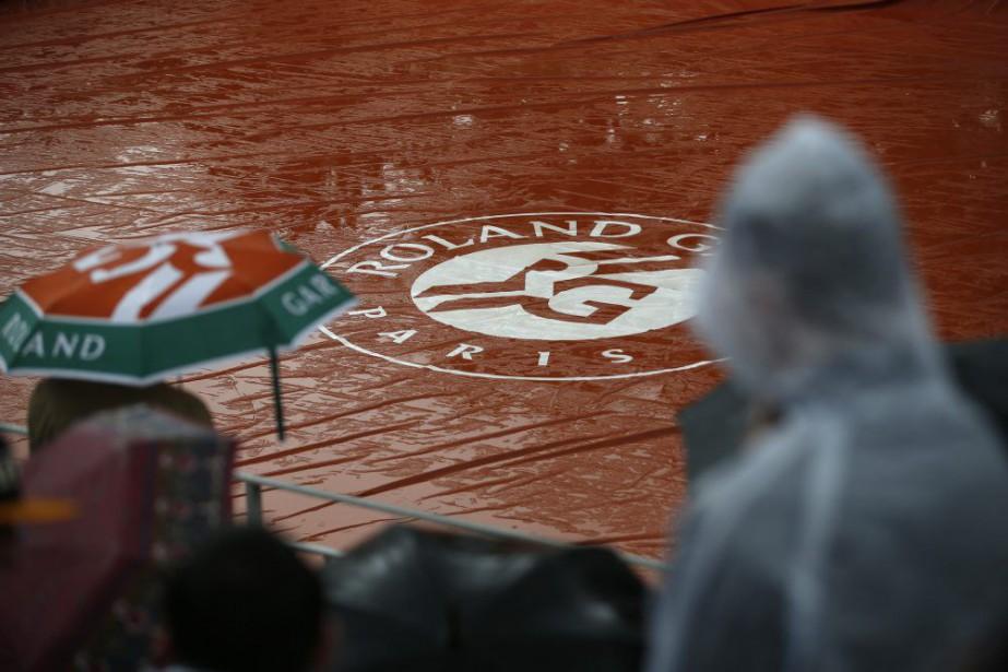 Roland-Garros est le seul tournoi majeur sans une... (PHOTO ALASTAIR GRANT, AP)