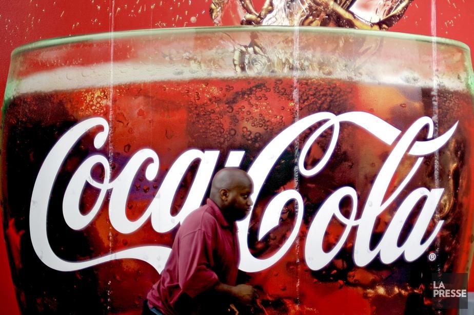 Le géant américain des boissons non-alcoolisées Coca-Cola a... (Photo d'archives)
