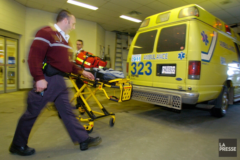 Un accident de la route a fait un... (PHOTO ROBERT SKINNER, ARCHIVES LA PRESSE)