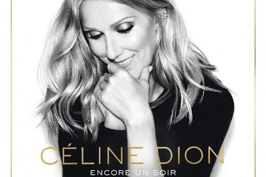 """""""Encore un soir"""" de Céline Dion (Groupe CNW/CELINE... (PHOTO GROUPE CNW/CÉLINE DION)"""