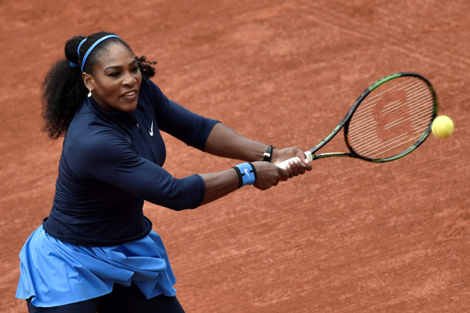 Serena Williams... (Photo Philippe Lopez, AFP)