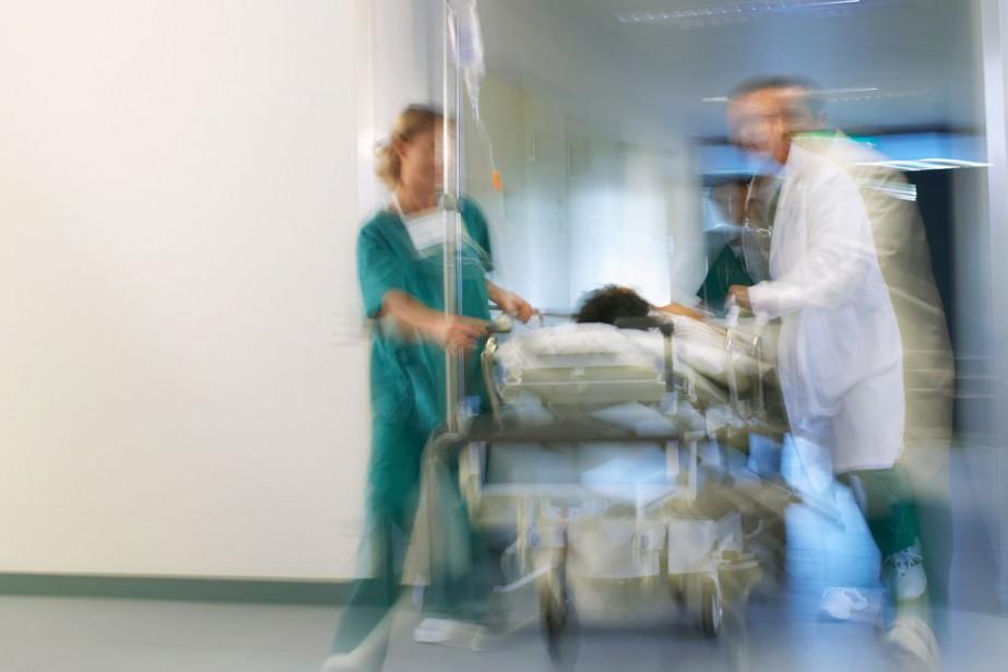 Alors que le débat sur la rémunération médicale fait rage,... (Photo Thinkstock)