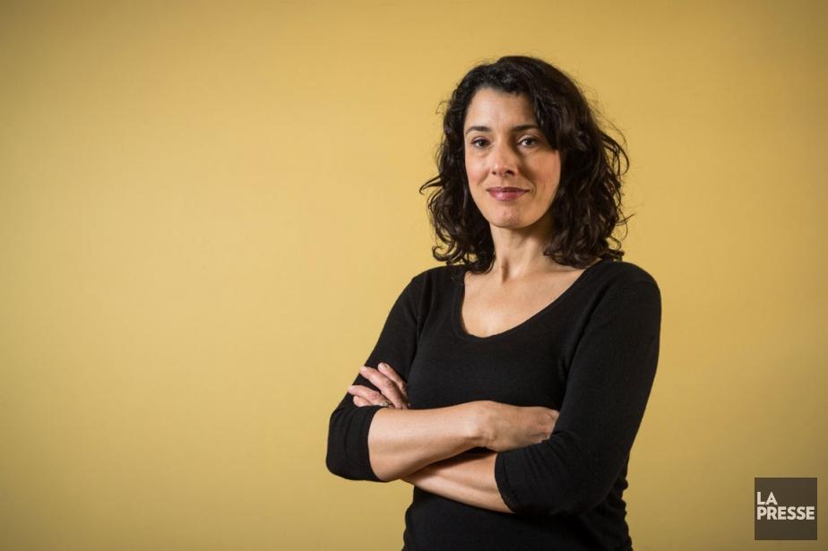 La comédienne Marie-Hélène Thibault jouera dans la pièceChinoiseriesà... (PHOTO HUGO-SÉBASTIEN AUBERT, LA PRESSE)