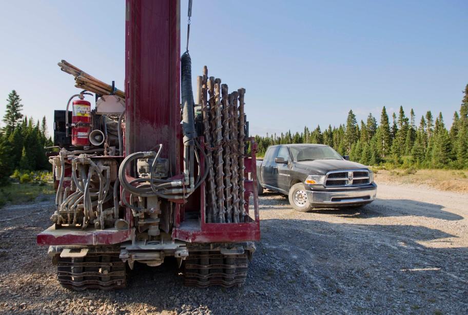 Plusieurs entreprises ont évalué le potentiel pétrolier de... (Photo Ivanoh Demers, archives La Presse)