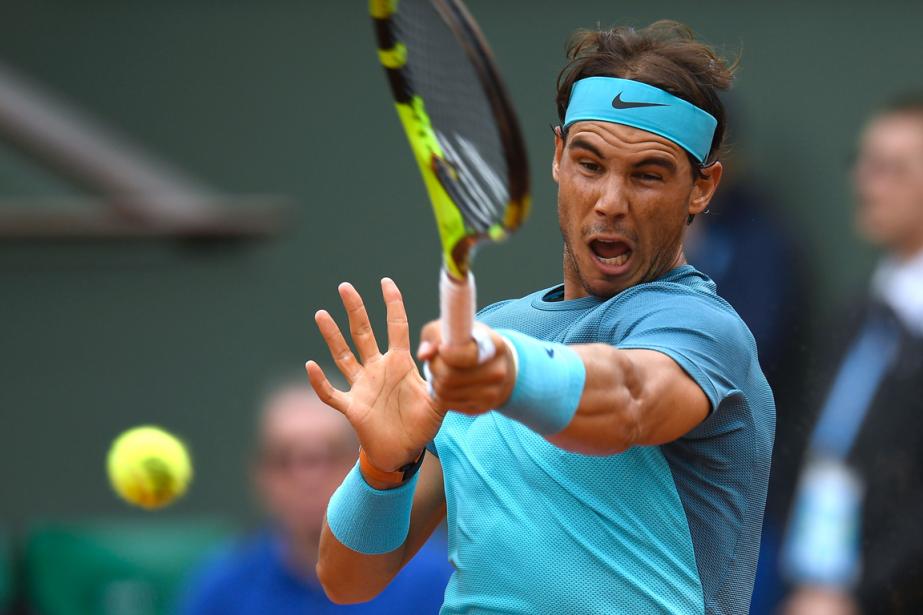 Rafael Nadal... (Photo Martin Bureau, AFP)