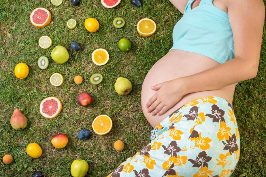 Ils ont constaté que les femmes qui mangeaient... (PHOTO THINKSTOCK)
