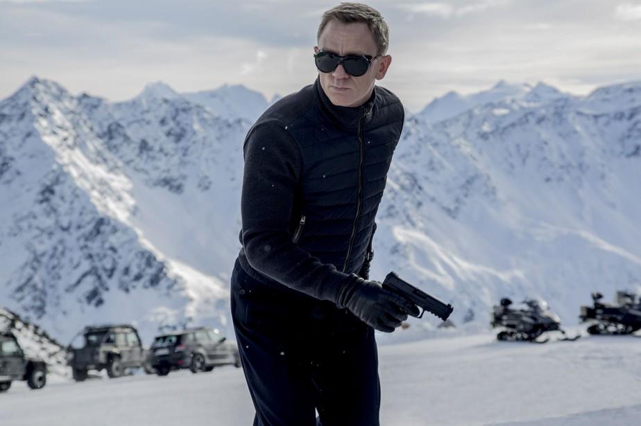 Daniel Craig est le septième acteur à avoir... (Photo fournie par Columbia)