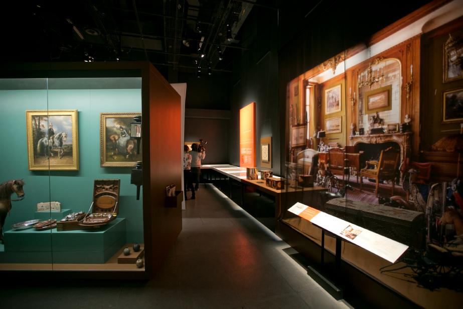 La collection Hermès à Pointe-à-Callière  une expo unique au monde   Éric  Clément   Arts visuels 90f1fb2a43b