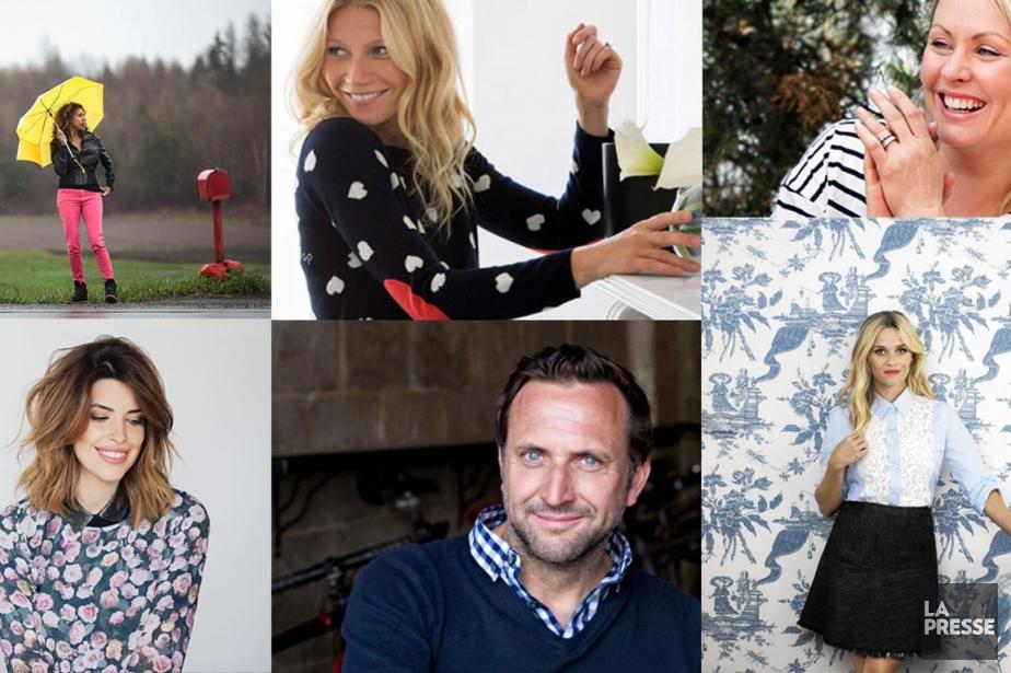 Marilou, Jean-Michel Dufaux, Mitsou, Isabelle Racicot...Les vedettes d'ici,... (PHOTOS TIRÉES DE L'INTERNET)