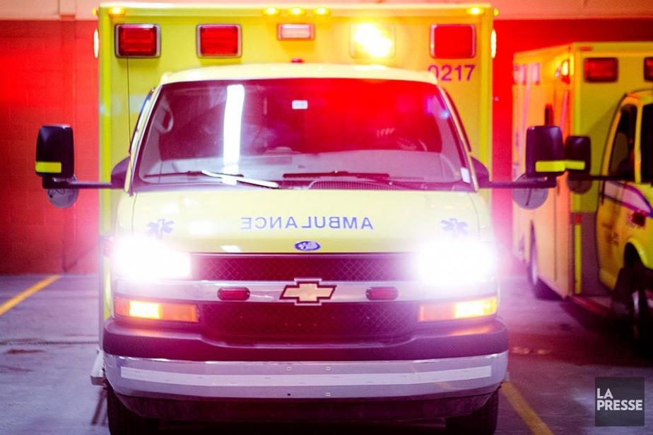 Un homme a péri peu après avoir eu un accident au... (Phothèque LA PRESSE)