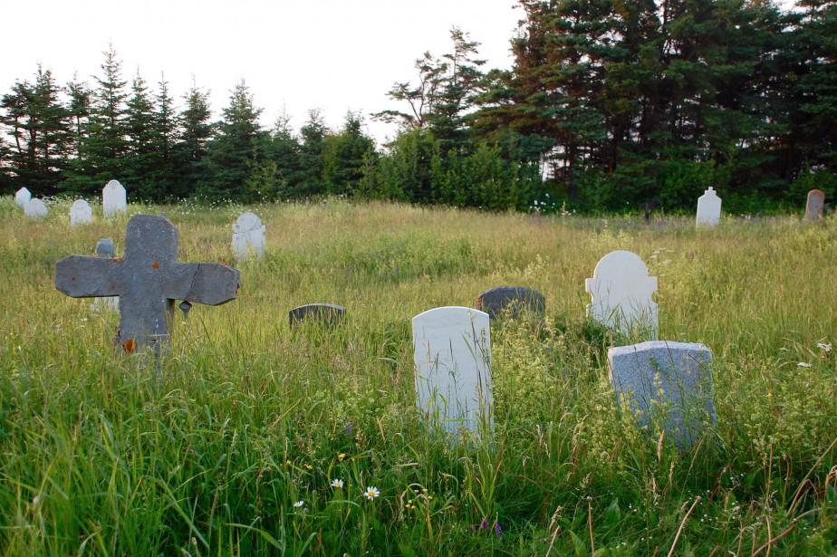 Plus de 2000 cimetières québécois sont laissés à... (Photo Johanne Fournier, collaboration spéciale)