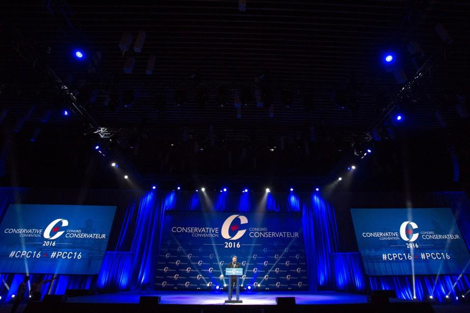 Selon des militants conservateurs, réunis à Vancouver, «le... (Photo Jonathan Hayward, La Presse Canadienne)