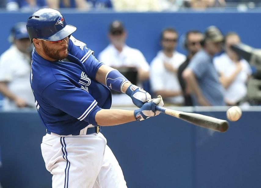 Les Blue Jays de Toronto commencent de plus en plus à... (Photo USA Today Sports)