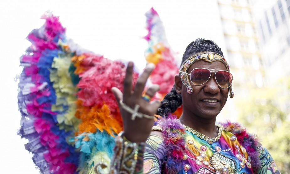 En 2011, l'union stable de couples homosexuels a été reconnue par la Cour suprême, qui leur a garanti les mêmes droits qu'aux couples hétérosexuels. (AFP, Miguel Schincariol)