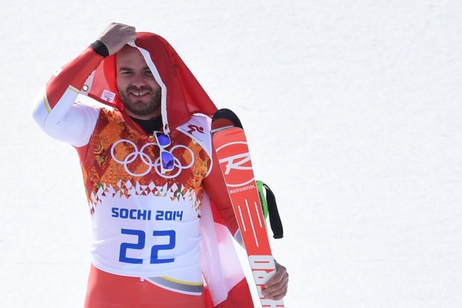 Le Canadien Jan Hudec a récolté le bronze... (PHOTO LEON NEAL, ARCHIVES AFP)