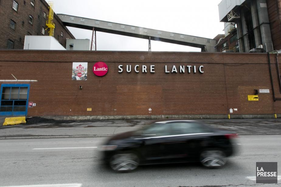 La raffinerie de Lantic à Montréal emploie environ... (PHOTO FRANCOIS ROY, ARCHIVES LA PRESSE)