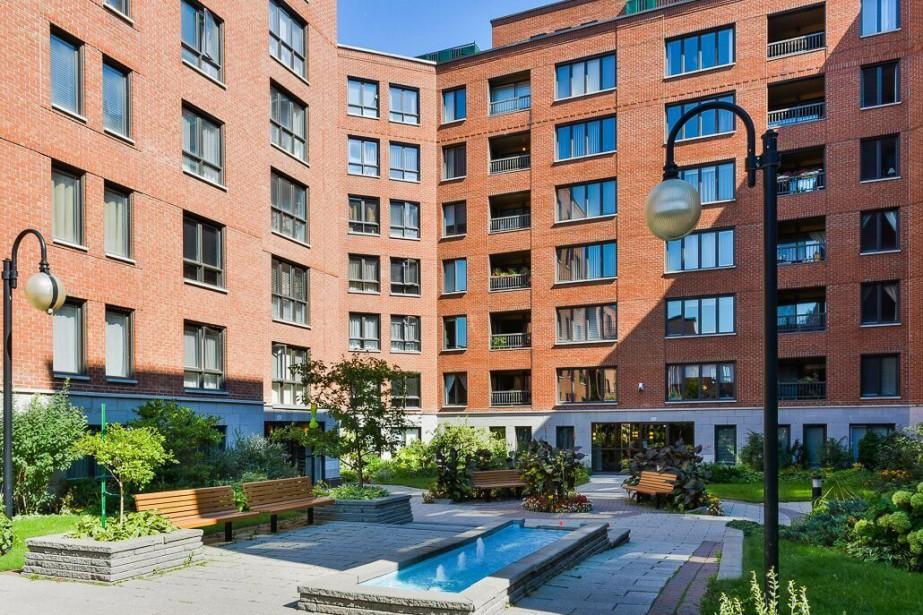 Petite-Bourgogne (Montréal)2655, rue Rufus-RockheadAppartement (au 3e étage) avec... (Photo fournie par le courtier)