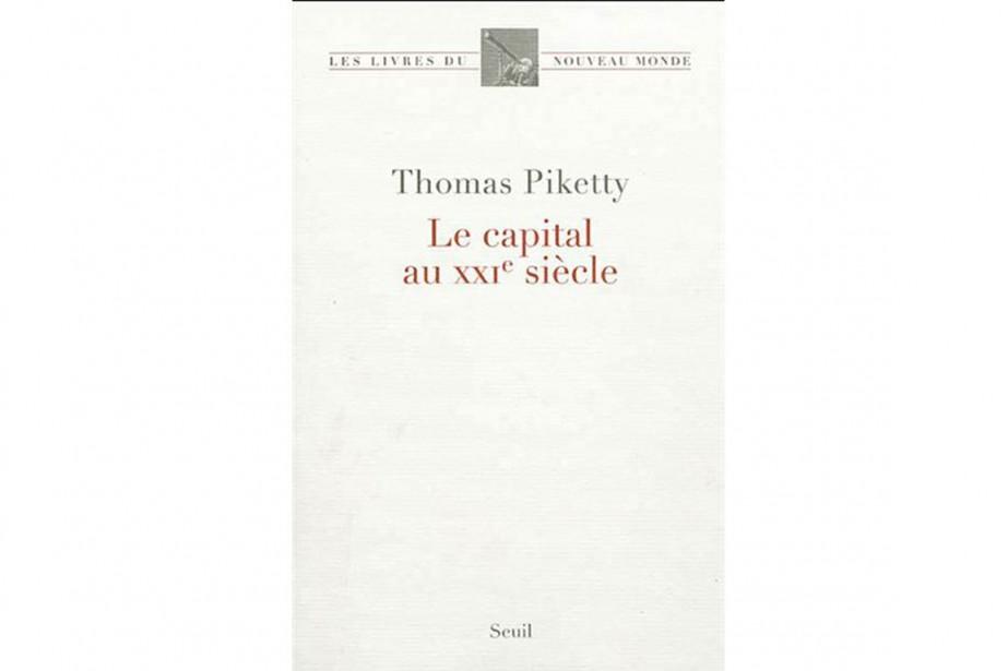 Le capital au XXIe sièclede Thomas Piketty.... (Image fournie par Seuil)