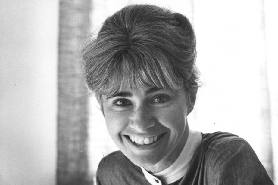L'écrivaine Anne Hébert.... (PHOTO ARCHIVES PC)