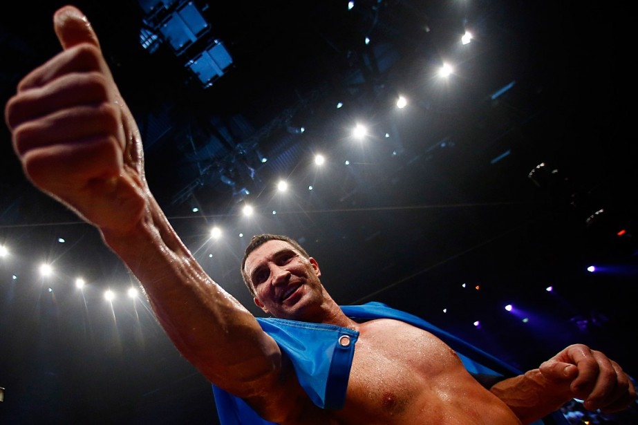 Vladimir Klitschko... (Photo Kai Pfaffenbach, archives Reuters)