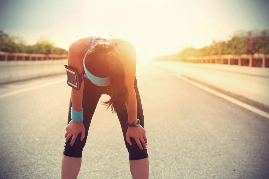 L'entraînement par intervalles à haute intensité pourrait représenter... (PHOTO THINKSTOCK)