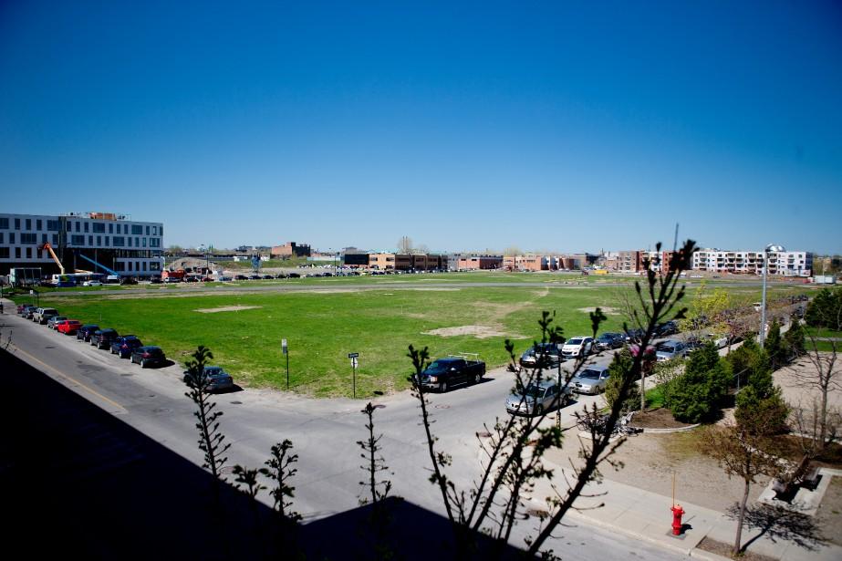«Récemment, on a vu des résidants du quartier... (PHOTO MARCO CAMPANOZZI, archives LA PRESSE)