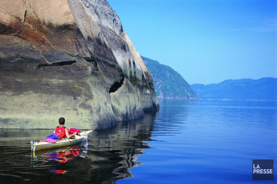 Au Québec, seul le Parc marin du Saguenay-Saint-Laurent,... (ARCHIVES LA PRESSE)