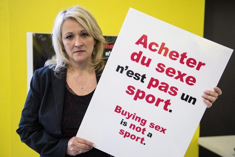 La ministre responsable de la Condition féminine, Lise... (PHOTO PC)