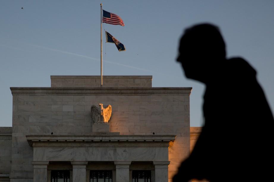 Dès janvier, la Fed avait semblé beaucoup moins... (photo andrew harrer, archives bloomberg)