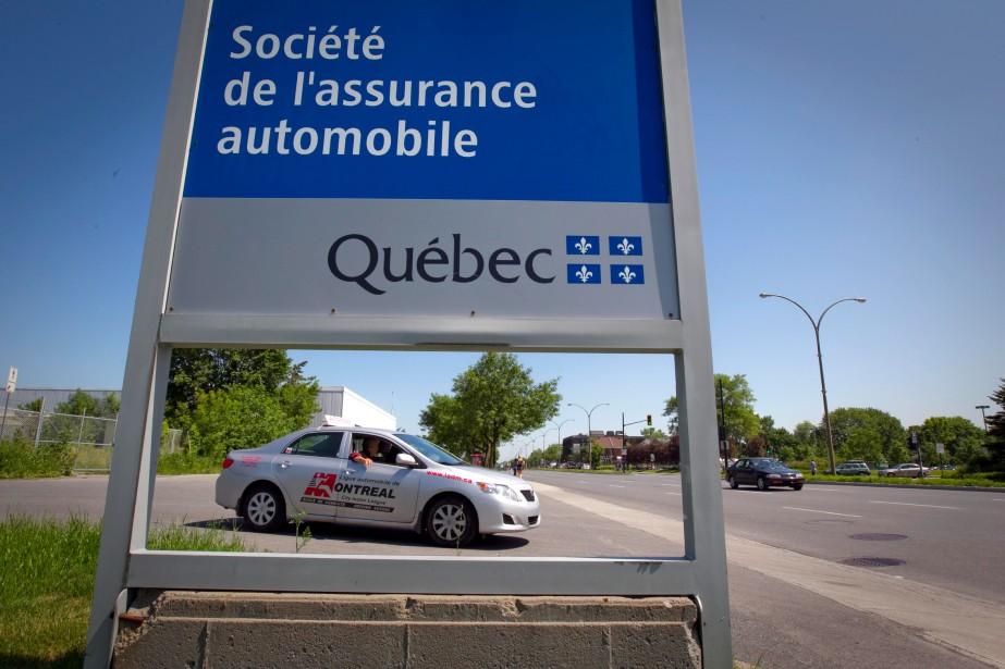 La Société de l'assurance automobile du Québeccompte 3486employés... (Photo Alain Roberge, archives La Presse)