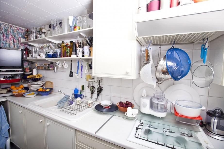 Awesome type de comptoir de cuisine with type de comptoir for Comptoir cuisine americaine
