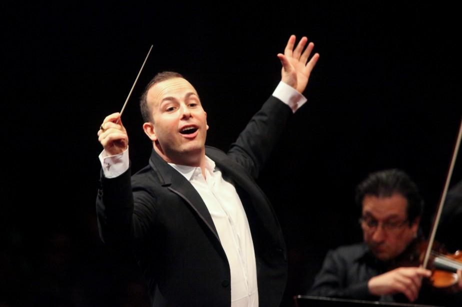 Yannick Nézet-Séguin a déjà dirigé quelques fois des... (PhotoRuby Washington. The New York Times)