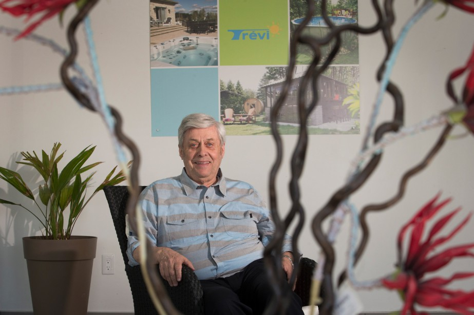 Clément Hudon est le président-directeur général de Trévi.... (PHOTO IVANOH DEMERS, LA PRESSE)