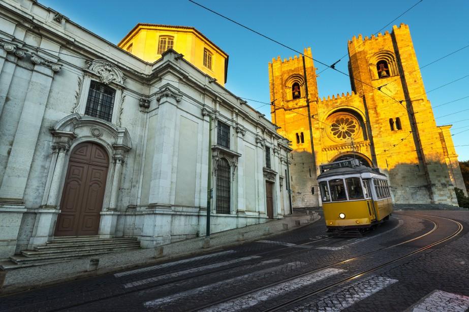 La capitale du Portugal, Lisbonne, regorge d'endroits intéressants... (photo thinkstock)