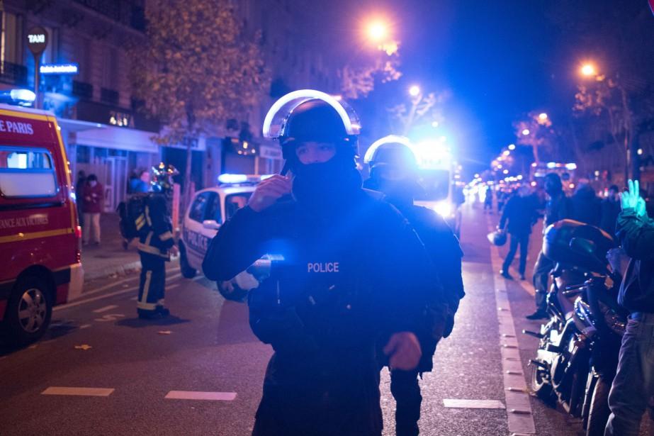 Le 13 novembre 2015, 90 personnes ont été... (PhotoKamil Zihnioglu, archives Associated Press)