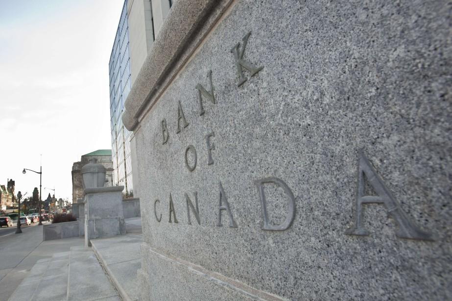 La Banque du Canadaaffirme que la demande étrangère... (PHOTO ARCHIVES AFP)