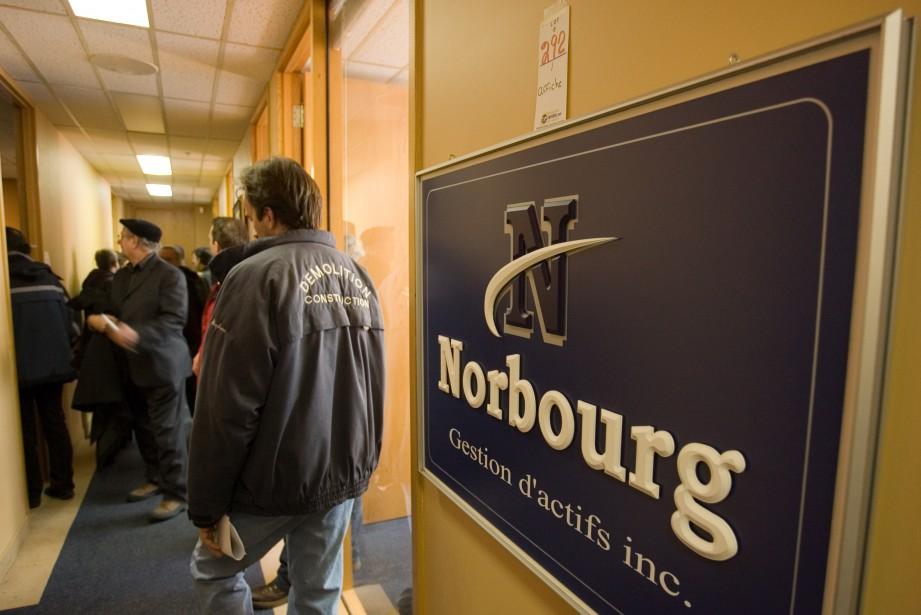 Dans la fraude de 113,5millions de Norbourg, seulement... (Photo archives La Presse)