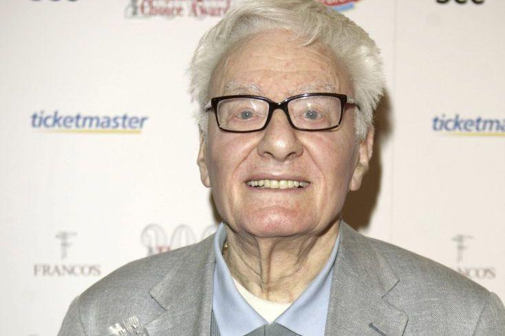 Peter Shaffer, en 2008.... (Photo Carmen Valino, archives Associated Press)